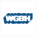 A logo of Western Great Blue Hill. W G B H, in uppercase.